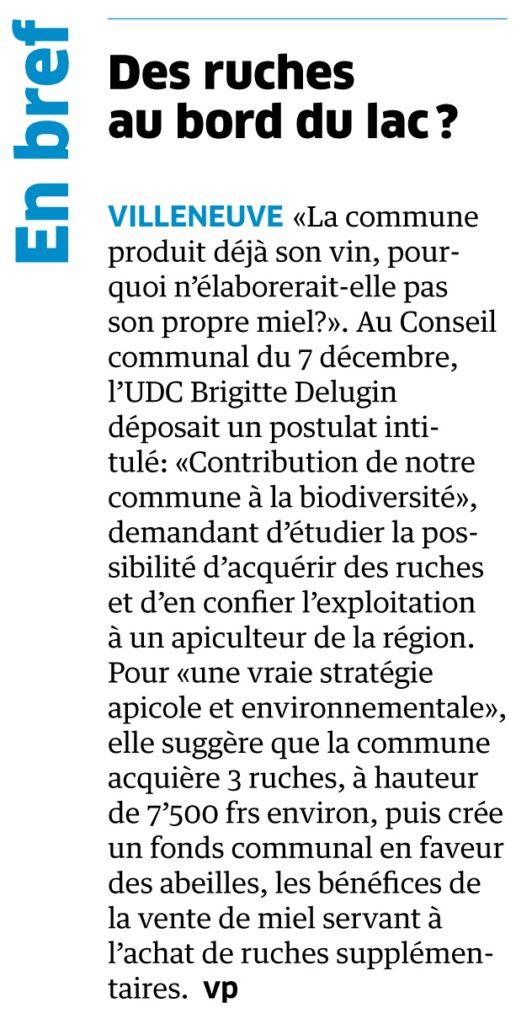 Le Régional N°883 du 10 janvier 2018